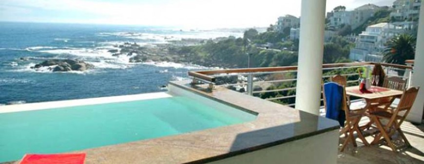 Camps Bay Apartment Blue CBA39