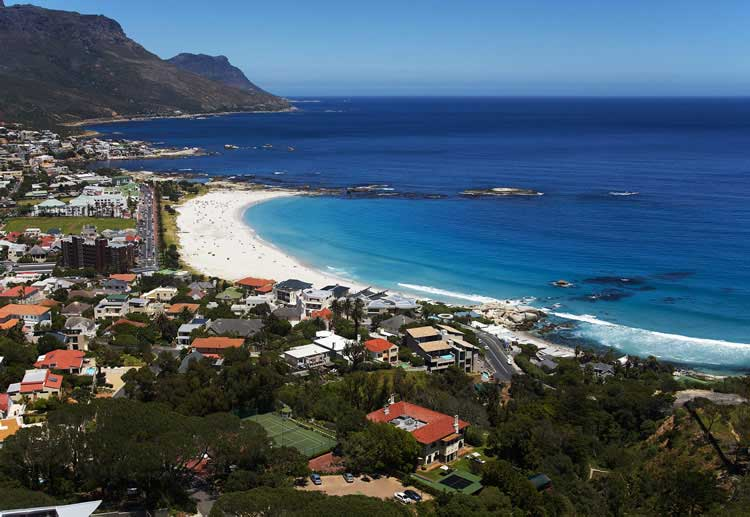 Hotel Camps Bay CBA 30