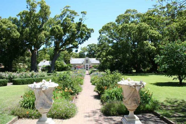 Helderberg Somerset West Kapstadt Winelands