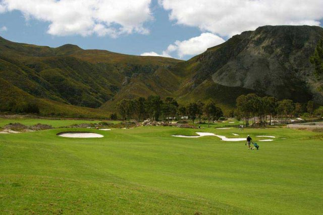 Hermanus Golf Club Kapstadt Golfsport